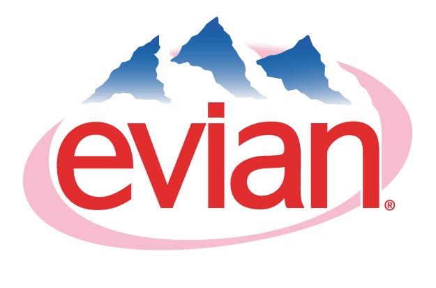 Logo Evian